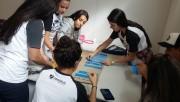 Projeto Amora inicia parceria com jovens da Abadeus