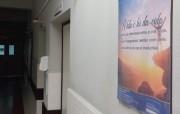 Hospital São Donato recebe exposição logosófica