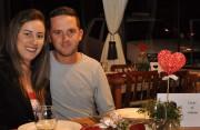 CDL estende clima romântico com jantar para namorados