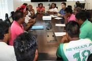 Kaingang procuram MPF para garantir espaço de venda de artesanato