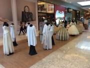 Alunos de Moda produzem trajes do Século XIX