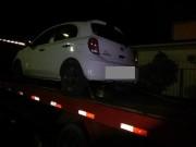 Polícia Militar de Maracajá recupera veículo roubado