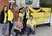 """Satc adere ao """"Setembro Amarelo"""" a partir desta sexta-feira"""