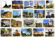 Santa Catarina ganha coleção de cartões postais