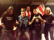 Tributo ao Iron Maiden promete eletrizar o Didge nesta sexta
