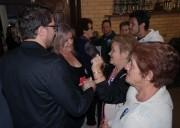 Gustavo e Décio participam de palestra em Urussanga