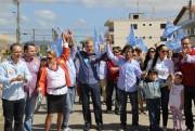 Moreira leva apoio a candidatos do vale do Araranguá e de Imbituba