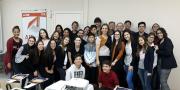 Conversa sobre empreendedorismo no mercado de trabalho encerra projeto Desvendando Horizontes