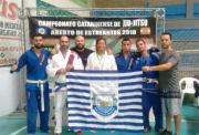 Jiu-Jitsu entra no Jogos Abertos de Santa Catarina