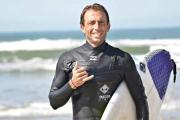 Rinconense participa de etapa de Surf em Jaguaruna