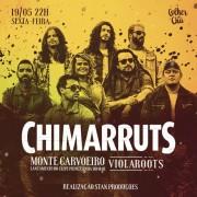 Chimarruts se apresenta nesta sexta-feira em Içara