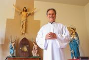 Viúvo será ordenado diácono em Urussanga