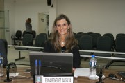 Edna Benedet da Silva retorna ao legislativo içarense