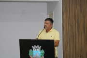 Vereador Itamar apresenta indicações para melhorias em vias públicas