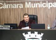 Presidente do Poder Legislativo Municipal apresenta indicações