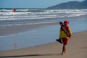 Corpo de Bombeiros estuda aumento do período de monitoramento nas praias