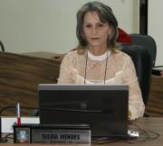 Vereadora Silvia Mendes solicita melhorias no Bairro Aurora