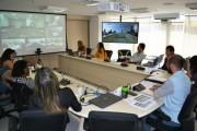 Videoconferência reforça combate ao Aedes aegypti