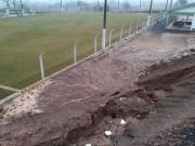 Drenagem não dá conta e chuva faz estrago na localidade de Vila Alvorada
