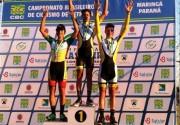 Equipe de Içara conquista título nacional de ciclismo