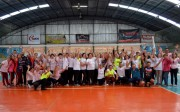 Treviso foi o vencedor do Torneio de Voleibol da Terceira Idade