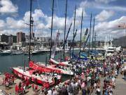 Contagem regressiva para a Volvo Ocean Race em SC