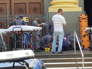 Homem invade missa, mata cinco e comete suicídio na Catedral de Campinas