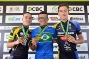 Ciclismo de Içara conquista dois títulos no final de semana