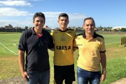 Zagueiro do Tigre fará estágio em time espanhol