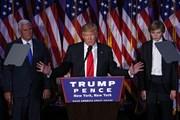Donald Trump dialoga com líderes da extrema-direita