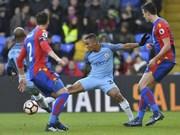 Gabriel Jesus estreia no Manchester City com vitória