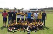 Urussanga fatura a Copa Tigrinhos sub-14 em Criciúma