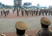 Segurança de Içara terá reforço de sete policiais militares