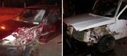 Colisão deixa condutores feridos na SC-445