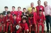 Içara vence Regional com elenco Sub-9 em Criciúma