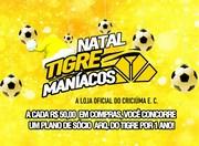 A Loja Tigre Maníacos está com promoção de Natal
