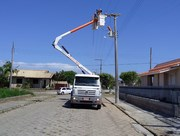 Cooperaliança começa a manutenção elétrica no Rincão