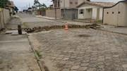 Secretária de Obras reforma buracos na Rua Antonio Zago