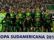 Conmebol confirma título da Sul- Americana para a Chapecoense