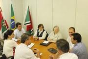 Salvaro articula reunião com secretário estadual de Saúde