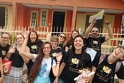 Grupo de Letras realiza nova atividade de contação em asilo