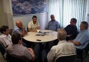 HSD recebe prefeito e vice eleitos em Balneário Rincão