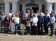 Universidades da América visitam Unisul para aprendizado