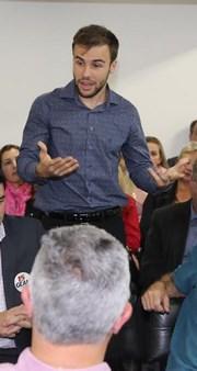 PMDB elege maior número de jovens e mulheres em SC