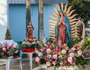 Em Criciúma, paróquia festeja padroeira pela primeira vez