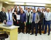Vereadores apreciam vinte e seus projetos na Sessão