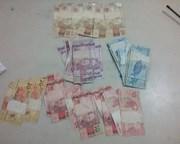 PM apreende adolescente e recupera dinheiro roubado