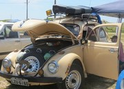 Megaencontro de Volkswagen e Aircooled movimenta Rincão