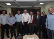 Deputado Comin recebe prefeitos eleitos do PP da região carbonífera