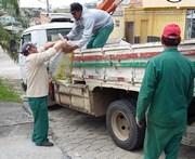 Comunidade é estimulada a descarte correto de resíduos